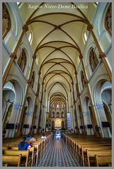 altar view of the Saigon Notre-Dame Basilica (hams37) Tags: church landscape photography photos interior sony tokina vietnam chi ho minh f28 1116mm a6000