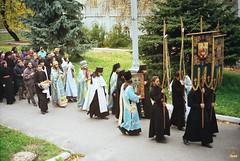12. Крестный ход на Покров 1995 г