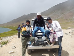 At Sheosar Lake (ammarhasan.syed) Tags: sheosarlake desoai