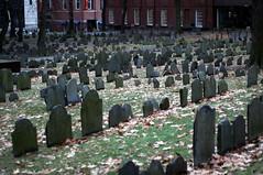 Granary Burying Ground (aaronvandorn) Tags: graveyard boston massachusetts graves freedomtrail gravestones granaryburyingground manualprime rokkor45mmf2 sonynex6
