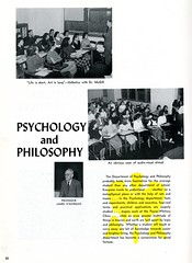 Psychology and Philosophy Department (Hunter College Archives) Tags: classroom yearbook philosophy class hunter department 1949 faculty psychology huntercollege departments jamesogorman wistarion thewistarion drmcgill