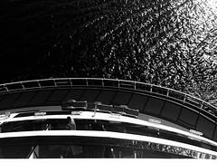 Boat Dreams (Marcela McGreal) Tags: sea bw white black blanco port islands noir negro grand olympus georgetown bn cruiseship caribbean cayman tough bianco blanc nero grandcayman carnivalbreeze olympustg1