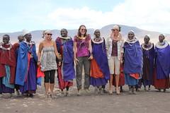 Maasai Women's Dance