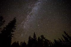 Canadian Night Sky (Picturemyworld.de) Tags: holiday canada mountains vancouver rockies whistler jasper urlaub canadian vancouverisland banff rockymountains kanada canadianrockies kanadisch canadianholidays urlaubincanada urlaubinkanada