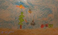 "Christmas with ""Angry Birds"" by my 6yo son (cod_gabriel) Tags: christmas red piggy alien christmastree ufo dessin flyingsaucer bomb weihnachtsbaum dibujo tegning desenho disegno slingshot tannenbaum zeichnung tekening  rovio teckning rysunek rajz crciun piirustus   angrybirds menggambar  pomdecrciun  braddecrciun  badpiggy rovioentertainment farfuriezburtoare"