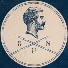 RUN (Leo Reynolds) Tags: xleol30x squaredcircle run initials sqset114 sticker canon eos 70d xx2014xx sqset