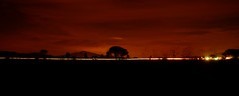 BEAM (NIKONIANO) Tags: sunset panorama carretera surreal oscuridad conduire conducir panorámica largaexposición longexposition manejar dirve roler enlanoche nikoniano elocaso sergioalfaroromero