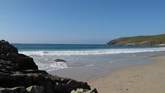 Corrɑ́n Bınne (ɑlɑstɑr ó clɑonɑ́ın) Tags: autumn ireland beach nature sunshine hiking hike donegal hornhead éire corránbinne