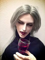 Midas (Sadomina) Tags: blood doll wine vampire bjd ios abjd midas balljointeddoll infernale sadomina
