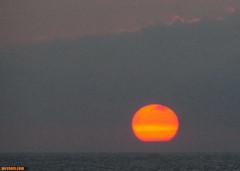 SaturdaySun2-21 (mcshots) Tags: ocean california winter sunset sea sky usa sun water clouds cloudy horizon stock overcast socal mcshots setting southbay swells losangelescounty