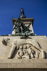 "Monumento a Garibaldi • <a style=""font-size:0.8em;"" href=""http://www.flickr.com/photos/89679026@N00/16066447773/"" target=""_blank"">View on Flickr</a>"