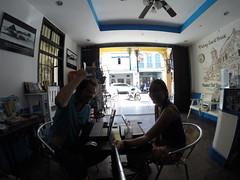 Photo de 14h - Blogging avant l'avion (Thaïlande) - 25.02.2015