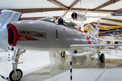DTJ_4907r (crobart) Tags: museum plane airplane us florida aircraft aviation north navy national american naval fury pensacola fj4
