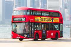 LT61CHT (TommyYeung) Tags: hongkong wright hybrid arriva transportforlondon lt3 nbfl newroutemaster borismaster lt61cht