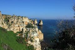 Ponta da Piedade (hans pohl) Tags: portugal landscapes sunny algarve paysages ensoleill