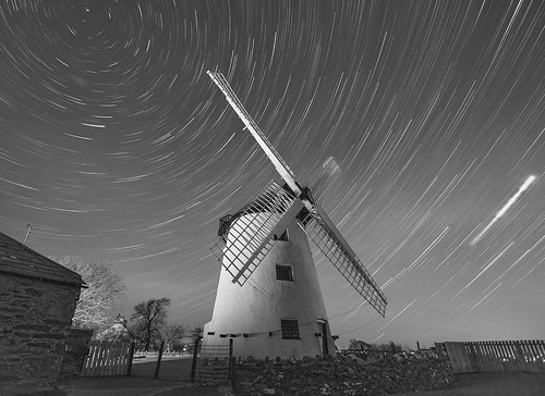 'Wherever The Wind Blows' - Llynnon Mill, Anglesey