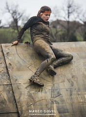 Extreme obstacle race (Marco Govel) Tags: people wet water face sport race fun outside outdoors healthy exercise mud action outdoor expression extreme competition run dirty course boise dirt event human dash messy activity fitness runner endurance obstacle jog muddy jogger participate determination dirtydash thedirtydash