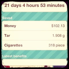 #todayistheday that I #finally #fulfilled my #newyearsresolution after many #failedattempts. =D #goals #stopsmoking #overcomeaddiction #positivelifestyle #nonsmoker #21days #coldturkey #youcandoit #healthylungs #clearmind #smokefree #drugfree #straightedg (Cam Warthan) Tags: pictures color art beautiful composition that photo focus exposure photos pics many d snapshot picture pic goals after moment capture coldturkey finally newyearsresolution 21days smokefree photooftheday nonsmoker picoftheday stopsmoking fulfilled drugfree youcandoit todayistheday i clearmind failedattempts allshots healthylungs straightedg positivelifestyle instagood tagsforlikes overcomeaddiction