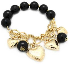 5th Avenue Gold Bracelet P9310A-5