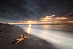 Hokitika Sunset (angus clyne) Tags: angus clyne new zealand sunset west coast landscape newzealand hokitika south island