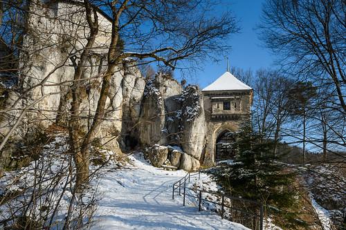 Ojcow Castle