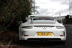 Booty (MJParker1804) Tags: white 911 porsche 991 gt3 2014 pdk