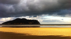 Coast of Cantabria -  North Spain (panoround hutter) Tags: beach spain explore color mare mer sea travel ttot sahil yellow sari renk giallo galicien adventure beacheslandscapes panoroundhutter