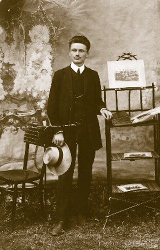 Szydłowiec, 1911r.