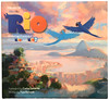 Blue Sky Studios Art of Rio Signed Book (candoartist) Tags: rio animation collectible collectibles memorabilia signed animationart angrybirds blueskystudios productioncel productiondrawing