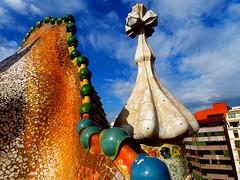 Casa Batlló - Barcelona FEB 2015