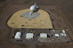 OAM Aerostat TARS Deming New Mexico (CBP Photography) Tags: newmexico marine air border system protection tethered radar customs tars deming aerostat