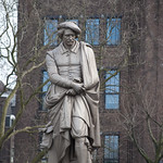 "Rembrandt monument • <a style=""font-size:0.8em;"" href=""http://www.flickr.com/photos/28211982@N07/16763867342/"" target=""_blank"">View on Flickr</a>"