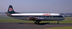 G-AOHH Vickers V802 Viscount c/n 157 BEA (eLaReF) Tags: gaohh vickers v802 viscount 157 bea cn edinburgh turnhouse egph