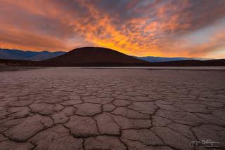 Desert on Fire