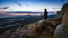 Landscape selfie (lynamPics) Tags: 1022efs 7d mtstuart sunrise townsville australia landscape leefilters