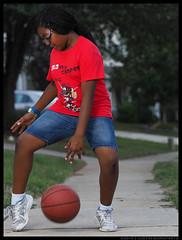 Family Matters, July 2016 (jfinite) Tags: family fun kids love daughter girl basketball