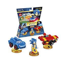 LEGO Dimensions Level Pack 71244 Sonic The Hedgehog (hello_bricks) Tags: lego dimensions legodimensions et gremlins gizmo marceline adventuretime sonic fantastic beasts fbawtft ateam agencetousrisques pack funpack storypack levelpack teampack videogame jeuvidéo