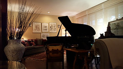 The Piano Parlor (Studio d'Xavier) Tags: werehere myhouseismycastle piano parlor grotriansteinweg grandpiano