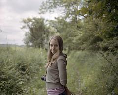 Emily ([Photom]) Tags: portrait 120 film girl mediumformat emily 6x7 girlsonfilm kodakportra400 mamiya7ii