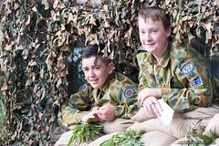 Cadets 5 - Jacaranda Parade 2015 (sbyrnedotcom) Tags: 2015 people events grafton jacaranda parade rural town army cadets boys nsw australia