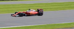 Not a good day for Vettel (quintinsmith_ip) Tags: race speed view 5 sunday fast f1 ferrari racing grandprix silverstone formula1 2016 viewfrom britishgp scuderiaferrari f1race sebastianvettel letsgoracing woodcoteb sf16h