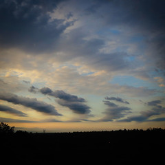 Clouds (Arthur Koek) Tags: clouds sky sunset harderwijk veluwe gelderland thenetherlands
