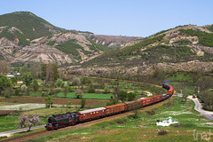 IMG_5862 (feverpictures) Tags: steam loco retro train bulgaria bdz cargo