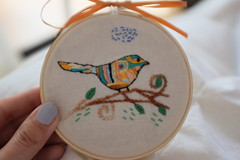 Bordado #1 (franciscatorresd) Tags: embroidery bordado manualidades crafty embroiderer