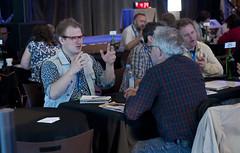 _DSC2672 (Canada's Magnetic North Theatre Festival) Tags: d yukon whitehorse 2016 magneticnorth theatrefestival oneonone compasspoints industryseries
