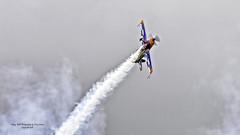 Jim Bourke piloting his N330FZ EXTRA FLUGZEUGPRODUKTIONS-UND EA 300/LC at the 2016 Arlington Fly-In on 07.07.2016, Arlington Municipal Airport KAWO, Arlington Washington. (Hawg Wild Photography) Tags: jim bourke arlingtonwashingtonkawo arlingtonairportarlingtonwashington airshow airshows aerobatics n330fz extra flugzeugproduktionsund ea 300lc terrygreen nikon nikond4s nikon200400vr