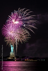 Statue Of Liberty Fireworks July 16 2016-17 (bkrieger02) Tags: nyc newyorkcity longexposure nightphotography brooklyn canon fireworks hudsonriver statueofliberty pyro redhook libertyisland pyrotechnics libertyharbor canonusa 7dmkii louisvalentinopier