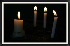 Four Candles!