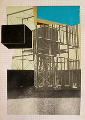collage plataforma 6 (normal sistema) Tags: gais ama colagem collage futurism cubismo cubism space espao geometric geometria abstract arte art brasil
