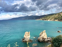"""The colors of Cefal (Vincenzo Lisacchi """"Mobys"""") Tags: sea summer sicilia palermo cefal"""